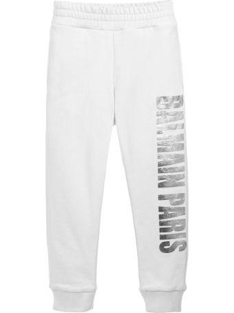 Balmain White Pants