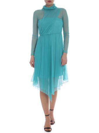 Patrizia Pepe Asymmetric Midi Dress