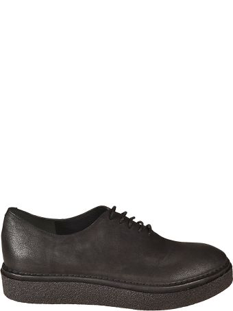 Roberto del Carlo Del Carlo Mid-length Platform Laced-up Shoes