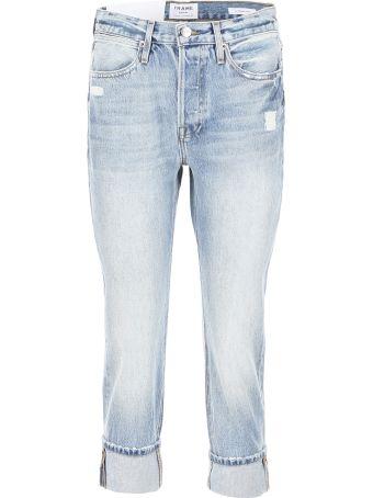 Frame Le Pegged Jean