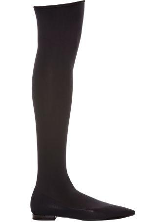 Anna Baiguera Annadea Sock Over-the-knee Boots
