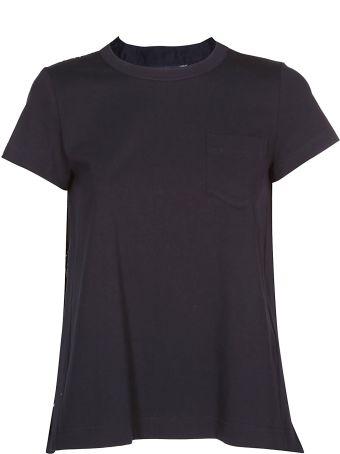 Sacai Bandana Print T-shirt