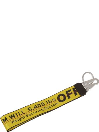 Off-White Industrial Keyring