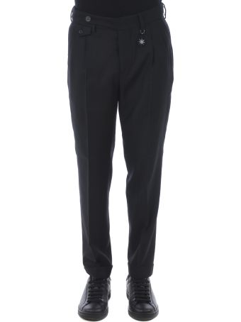 Manuel Ritz Straight Leg Trousers
