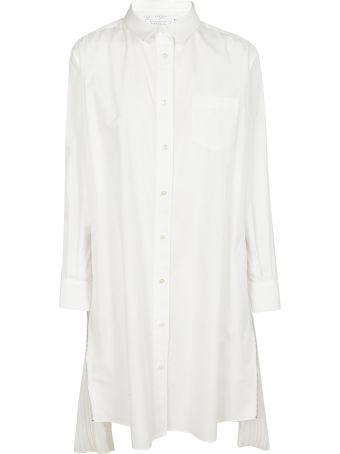 Sacai Shirt Dress
