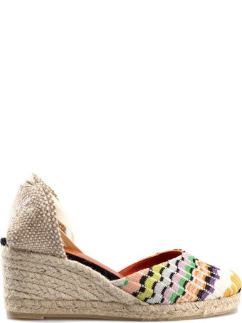 Castañer By Missoni Carina Wedge Espadrillas