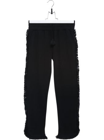 Stella McCartney Fringed Joggers