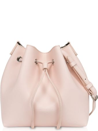 Lancaster Paris Treasure And Annae Leather Small Bucket Bag