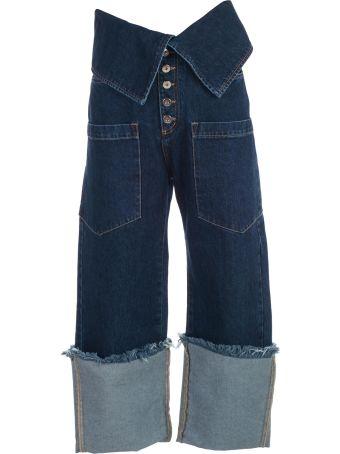 Marques'Almeida Fisherman Jeans