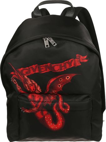 Givenchy Winged East Backpack