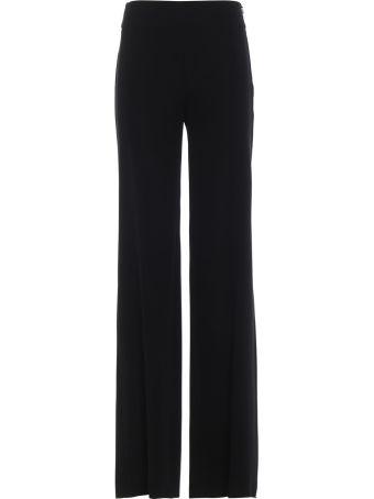 Emporio Armani High Waist Tailored Trousers