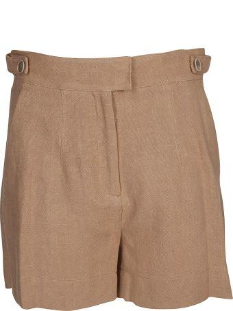 Eleventy High Rise Shorts