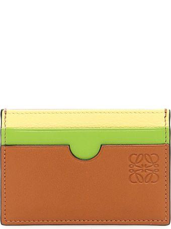 Loewe Rainbow Credit Card Holder