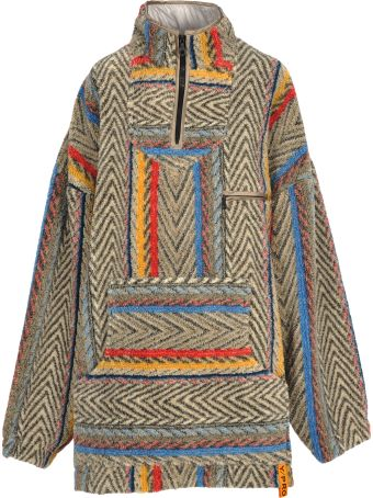 Y/Project Baja Fleece Dress