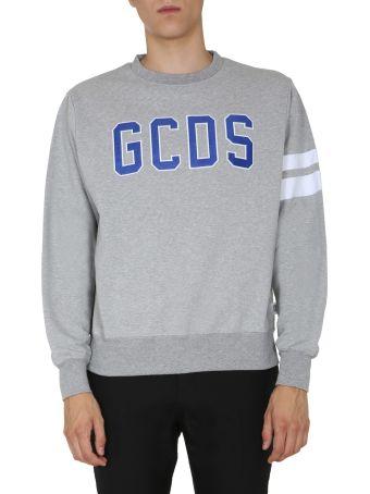 GCDS Round Neck Sweatshirt