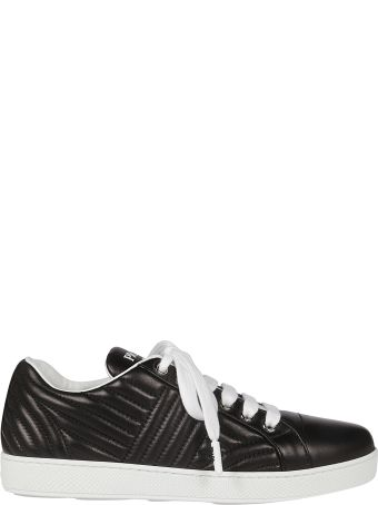 Prada Quilted Sneakers