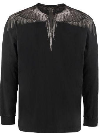 Marcelo Burlon Crew-neck Cotton T-shirt