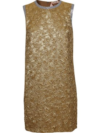 N.21 Patterned Dress
