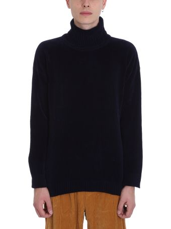 Our Legacy Navy Wool Sweater
