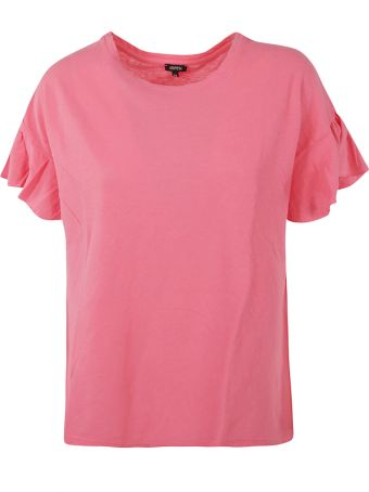 Aspesi Ruffled T-shirt