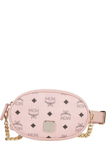 MCM Monogram Belt Bag