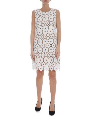 Dondup Short Lace Dress