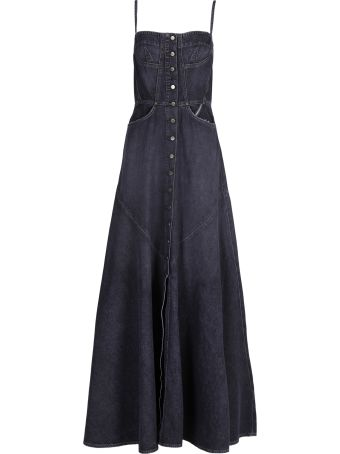 Jean Atelier Denim Dress