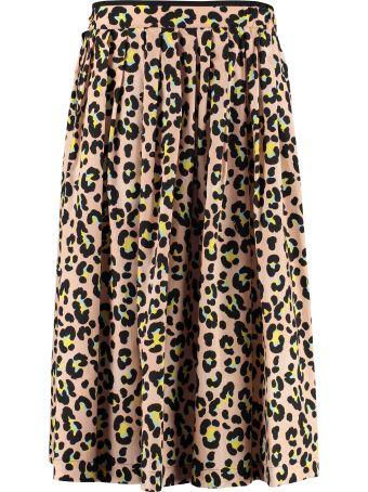 Jucca Cotton Midi Skirt