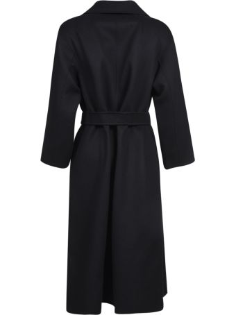 Max Mara The Cube Classic Belted Coat