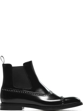Church's Studded Chelsea Ankle Boots