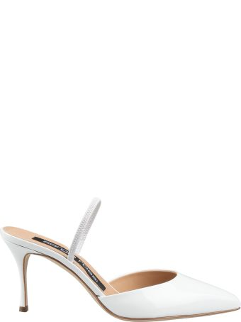 Sergio Rossi Sling-back Pumps