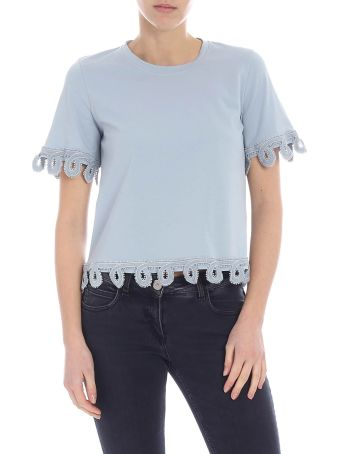 Dondup Embroidered T-shirt