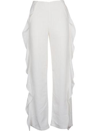 Jovonna Ruffled Trousers