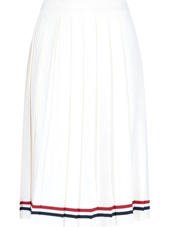 Thom Browne Midi Skirt