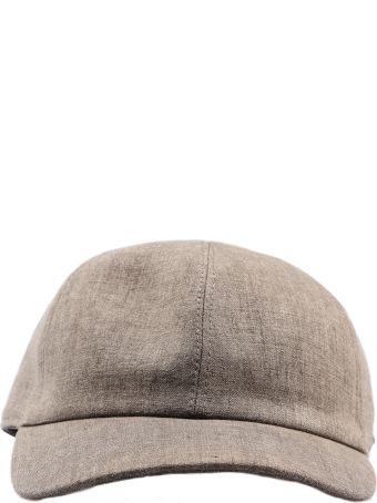 Ermenegildo Zegna Adjustable Cap