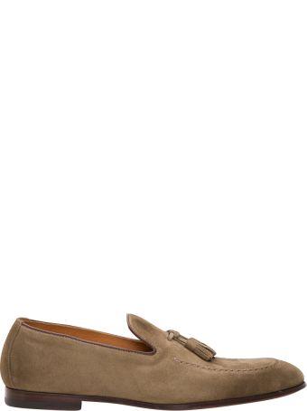 Doucal's Tassel Detail Loafer