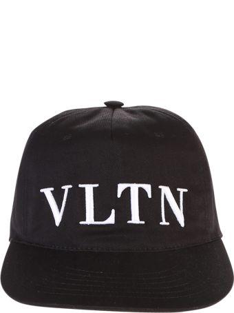 Valentino Garavani Embroidered Baseball Hat