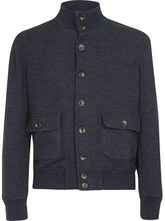 Capobianco Button-up Bomber