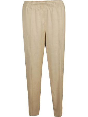 Agnona Classic Straight Trousers