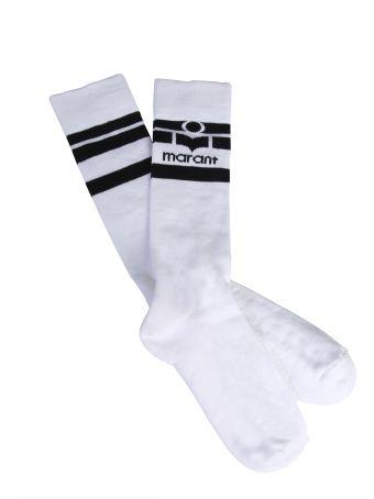 Isabel Marant Étoile Cotton Blend Viby Socks