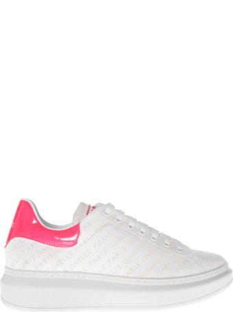 Gaelle Bonheur Logo Detail Sneakers