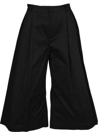 Moncler Noir Pantalone