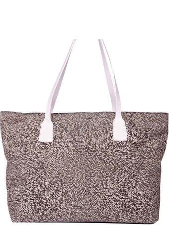 Borbonese Large Opla' Shopping Bag