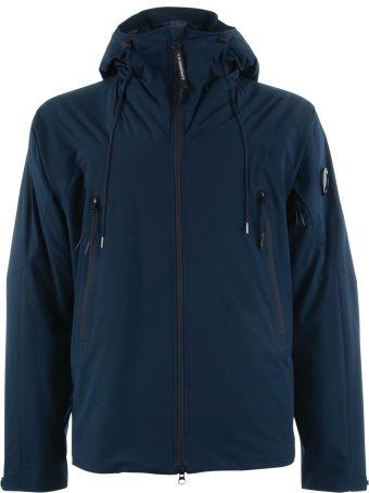 C.P. Company Pro-tek Lens Full Zip Hooded Short Jacket