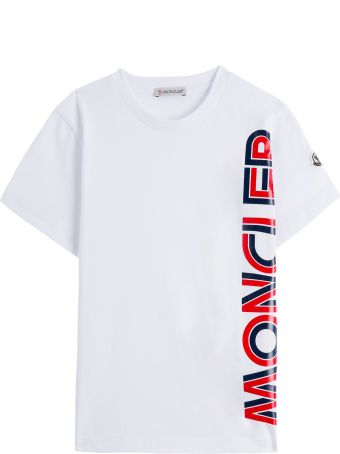 Moncler Tee With Logo