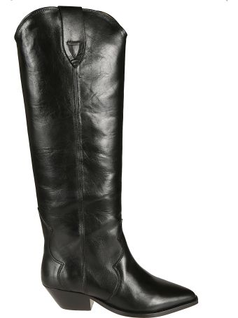 Isabel Marant Leather Iconic Boots