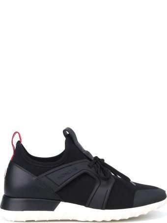 Moncler Meline Neoprene Slip On Sneakers