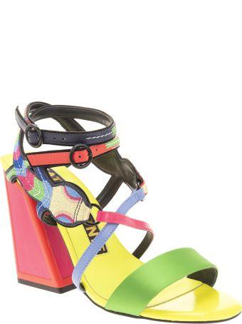 Kat Maconie Multicolour Molly Sandals