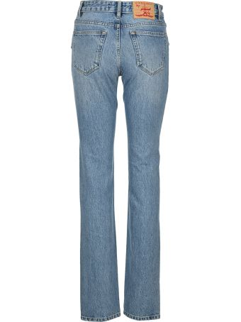 Y/Project Draped Jeans