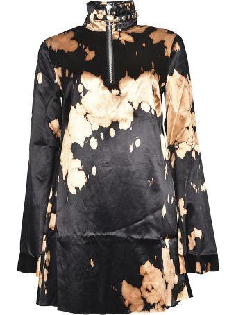 Marques'Almeida Spotted Print Dress